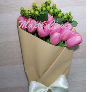 Tulip Flower Bouquet