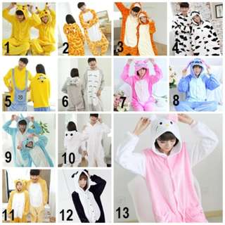 [NEW ITEMS] [PO] PROMOTION FOR MONTH OF MARCH 2018 !! Cheaper Cute And Pretty Cool Cartoon pajamas ON sale now !!! Hurry PM For Deal NOw !!