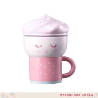 Starbucks Korea Summer Girl Watermelon Mug