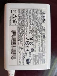 Acer Aspire Laptop Adapter Output 19V, 3.42A