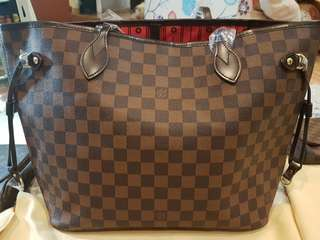 LV NEVERFULL Brand New with CODE advise for self authentication