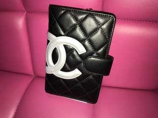Chanel 經典Cambon 系列 中號銀包 季節限量版 銀色內裡 購自法國 保證真品