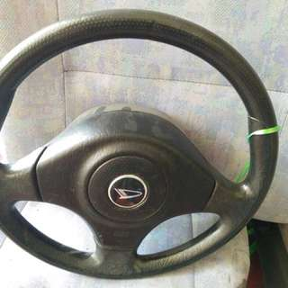 Japan Daihatsu steering wheel for kenari Kelisa Kembara viva Myvi etc