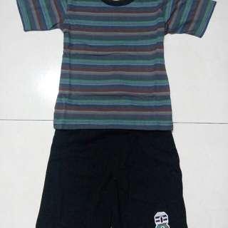 Baju budak(set)