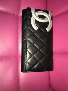 Chanel Cambon 系列 長銀包 保證真品