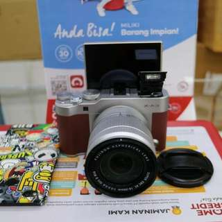 Credit camera mirorles fujifilm xa-3 best seller 2017