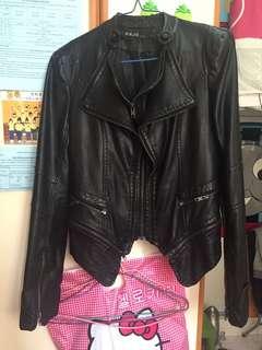 🍎KxjR leather jacket 🍎