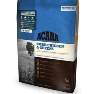 Acana Cobb chicken&greens