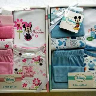 Disney gift set 6pc