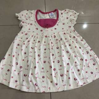 Baby Kiko Girl Dress (12-18 mths)