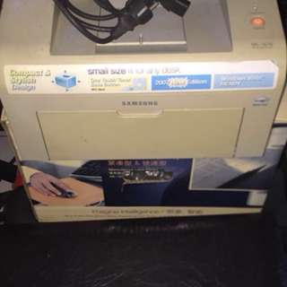 LASER PRINTER SAMSUNG ML-1610