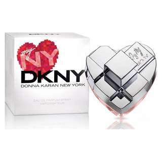 DKNY My NY EDP For Women (100ml) Donna Karan New York Heart Love