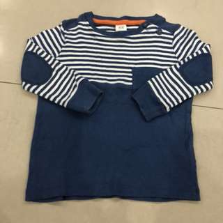 H&M Long Sleeve ( 9-12 mths)