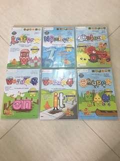 Preschool Prep Series DVDs (6 discs)