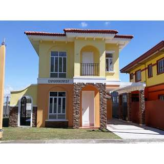 RFO Almeria Villa in Cavite