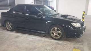 Subaru 1.6 turbo