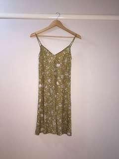 BNWOT ZIMMERMANN slip dress 0