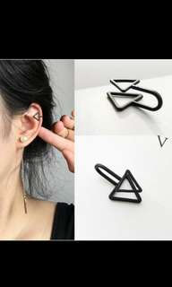 Ear clip earring