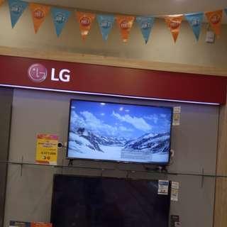 Tv LG bisa dicicil