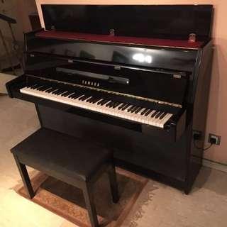 Yamaha piano (good condition)