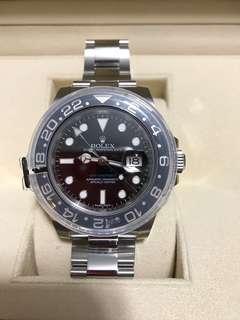 Rolex GMT Master ll  116710 LN