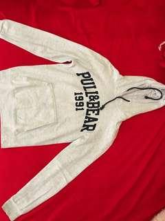 Preloved hoodie P&B kondisi 90%