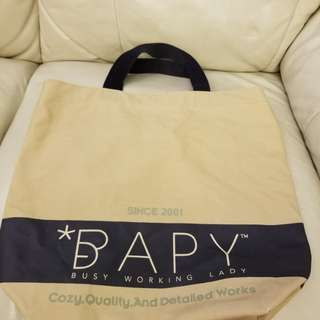 BAPY 布袋