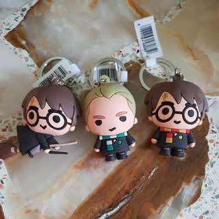 Harry potter rare keychains