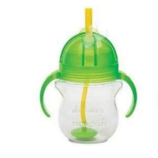 Munchkin weighted straw cup