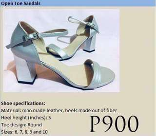 Marikina Made Shoes/Sandals