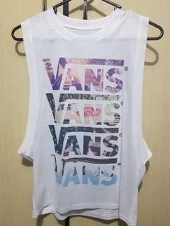 Vans Graphic Print Tank
