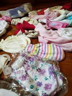 To bless baby stuff
