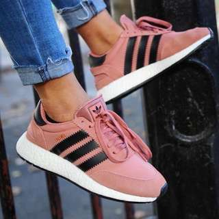 RUSH!!! Adidas Iniki Boost (Raw Pink)
