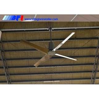 HVLS Fan QD14 (4 Blades)