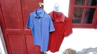 Giordano Polo Shirt (2pcs)