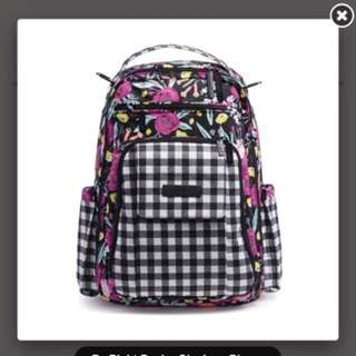 Gingham Bloom BRB Jujube / Jjb