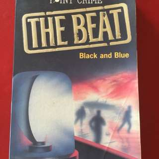 Point Crime: The Beat - Black & Blue by David Belbin