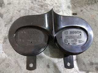 Bosch car horn
