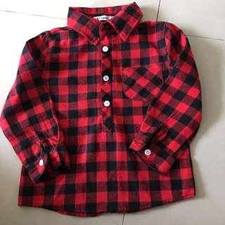 Baby boy Shirt (3-4 years old)