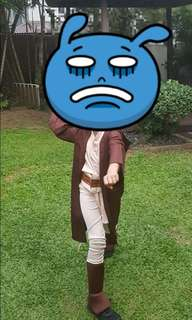 Star wars /Jedi costume