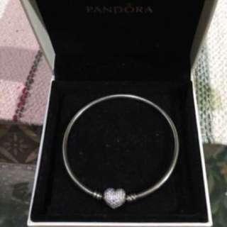Authentic/Original Pandora Always in My Heart