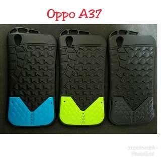 Oppo A37 Running Bear Case