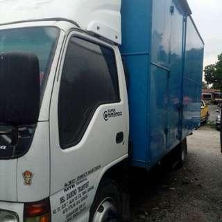 Hicom 3 Ton Lorry