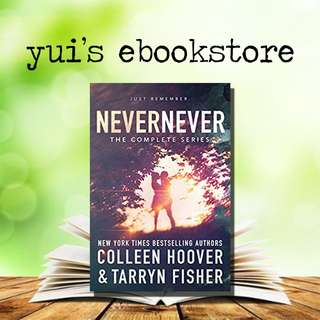 YUI'S EBOOKSTORE - NEVER NEVER: THE COMPLETE SERIES
