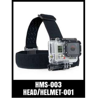 GP HEAD STRAP 3STRIP OF GLUE HMS-003 Outdoor/Indoor