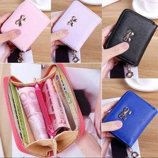 PO Ribbon Wallet