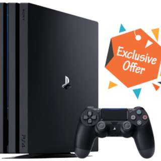 MyRepublic Free PlayStation 4 Pro with GAMER 1Gbps Bundle @ $69.99/mth