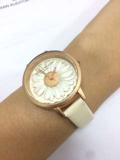Olivia burton daisy watch