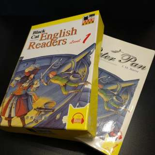 Black Cat English Reader Level 1