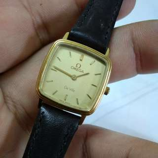 Vintage Omega Deville  lady watch